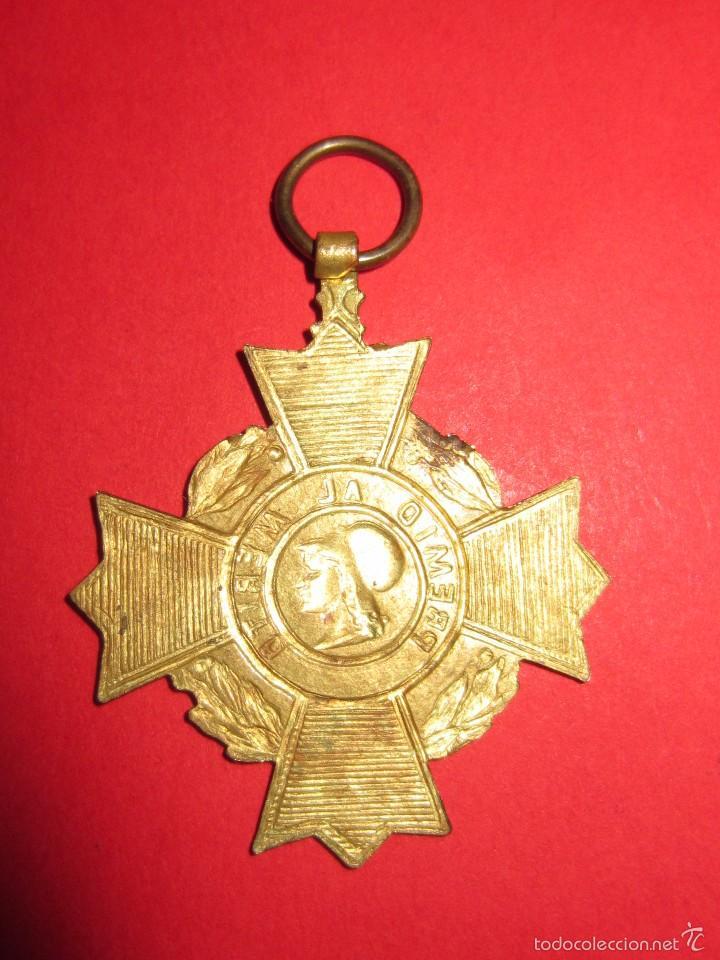 Medallas temáticas: Medalla escolar. Premio al merito. - Foto 2 - 56654464