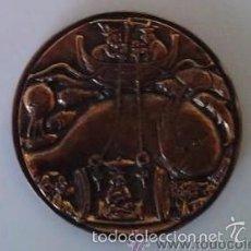 Medallas temáticas: MEDALLA UNIVERSIDAD DE MURCIA 2000. COBRE FUNDIDO 70 MM TEMA NÁUTICO, MARÍTIMO, BARCO, BARCOS. Lote 56811452