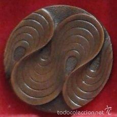 Medallas temáticas: MEDALLA SALON NAUTICO INTERNACIONAL 1973. COBRE 40 MM TEMA NÁUTICO, MARÍTIMO, BARCO, BARCOS. Lote 56909757