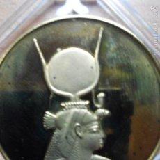 Medallas temáticas: MEDALLA OFICIAL UNESCO 1975 CONMEMORATIVA NUBIA. Lote 57050795
