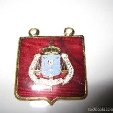 Medallas temáticas: MEDALLA I CONGRESO DE DERECHO GALLEGO 29 MM. Lote 57357361