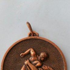 Medallas temáticas: MEDALLA II CONCURSO PROVINCIAL DE FOTOGRAFÍA DEPORTIVA D. DEPORTIVA D. DE DEPORTES MÁLAGA 1977. Lote 57711141