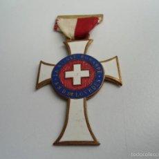 Medallas temáticas: MEDALLA DE LA SUISSE ROMANDE - A N.D. DE LOURDES - ORIGINAL. Lote 57924820