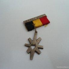 Medallas temáticas: MEDALLA INMACULADA CONCEPCION - NAMUR - BELGICA - CON CINTA - ORIGINAL. Lote 57958043