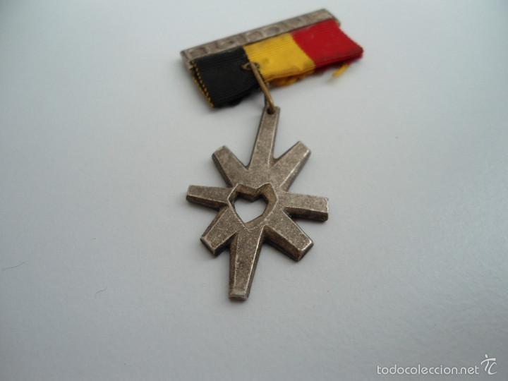 Medallas temáticas: MEDALLA INMACULADA CONCEPCION - NAMUR - BELGICA - CON CINTA - ORIGINAL - Foto 3 - 57958043