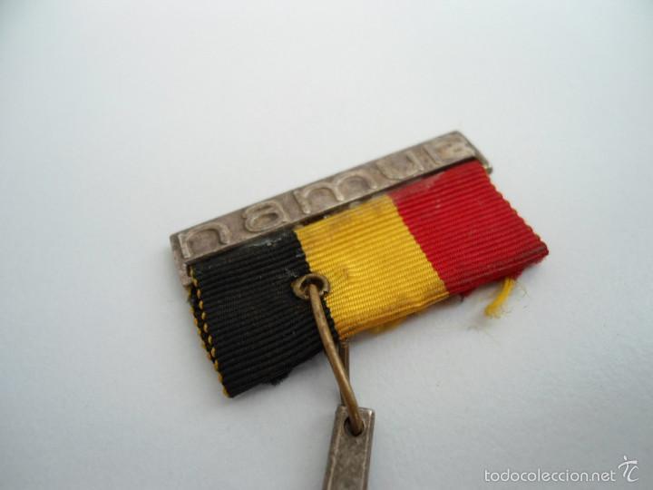 Medallas temáticas: MEDALLA INMACULADA CONCEPCION - NAMUR - BELGICA - CON CINTA - ORIGINAL - Foto 4 - 57958043