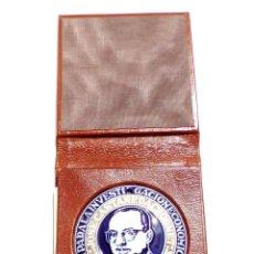 Medallas temáticas: MEDALLA DE SARGADELOS DE GALERÍA DE ECONOMISTAS ESPAÑOLES . Lote 58118628