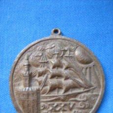 Medallas temáticas: MEDALLA XXV - 25 ANIVERSARIO DE ELECTROFIL - SEVILLA. Lote 58771651