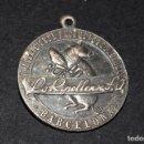 Medallas temáticas: LA RIPOLLENSA S.A. BARCELONA. PRODUCTOS DEL CERDO. MEDALLA PUBLICITARIA. AÑOS 40S. Lote 61427763