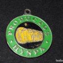 Medallas temáticas: PRODUCTOS HYNPA. COLAS VEGETALES. BARCELONA. MEDALLA PUBLICITARIA. 3 CTMS. DIÁMETRO. Lote 61449475