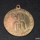 Medallas temáticas: MANTAS PADUANA BARCELONA. MEDALLA PUBLICITARIA. 3 CTMS. DIÁMETRO. AÑOS 1960S. Lote 61449967