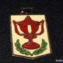 Medallas temáticas: ESPAÑA. ALEGORÍA AL DEPORTE. BARCELONA. MEDALLA CON INSCRIPCIÓN GRABADA AL DORSO. AÑO 1950. Lote 61483647