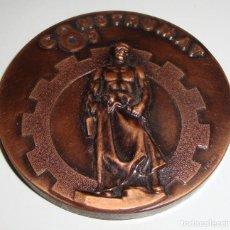 Medallas temáticas: MEDALLA FERIA CONSTRUMAT 85. Lote 62875180
