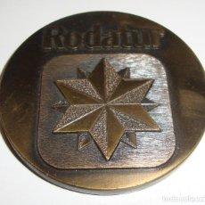 Medallas temáticas: MEDALLA FERIA RODATUR 1984. Lote 62875852