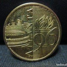 Medallas temáticas: OLIMPIADAS 1996 ATLANTA. Lote 67609041