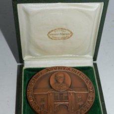 Medallas temáticas: MEDALLA CENTENARIO DE LA REGENTA 1884-1984, EXCELENTISIMO AYUNTAMIENTO DE OVIEDO, JOYERIA PEDRO ALVA. Lote 176211990
