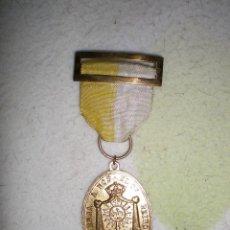 Medallas temáticas: MEDALLA III CONGRESO EUCARÍSTICO DIOCESANO ARCIPRESTAZGO DE MONOVAR OCTUBRE 1947 MUY BUEN ESTADO. Lote 71181653