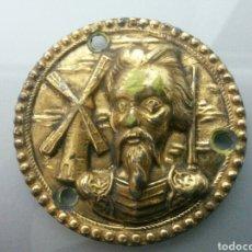Medallas temáticas: ANTIGUA MEDALLA MOLDE EL QUIJOTE. Lote 72045474