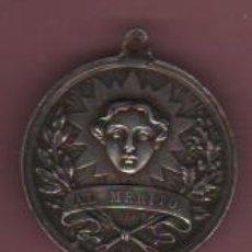 Medallas temáticas: MEDALLA AL MERITO - LABOR OMNIA VINCIT. Lote 72774307