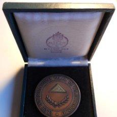 Medallas temáticas: MEDALLA - CLUB INTERNACIONAL COLÓN DE COLECCIONISMO - SEVILLA. Lote 72870331