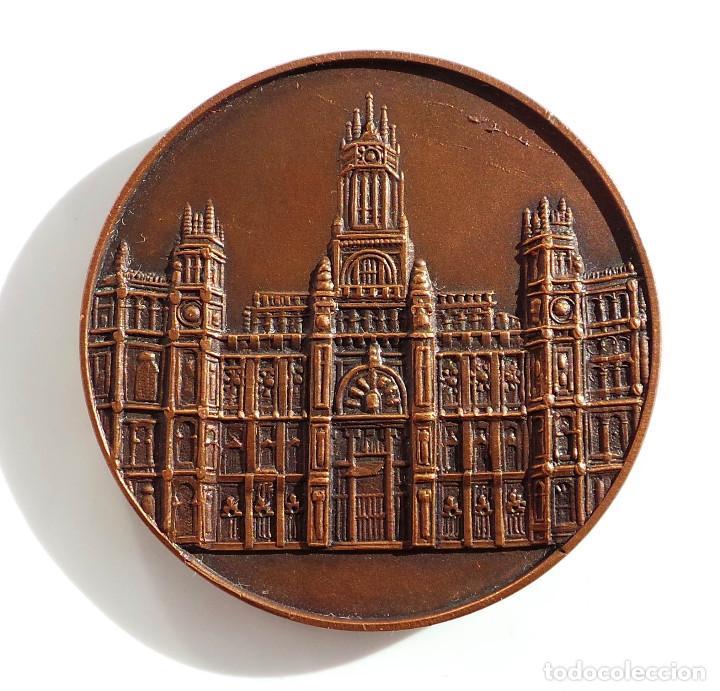 Medallas temáticas: MEDALLA ESPAMER´80 - 3-12 OCT- MADRID - 5 CM DIÁMETRO - Foto 2 - 72988767