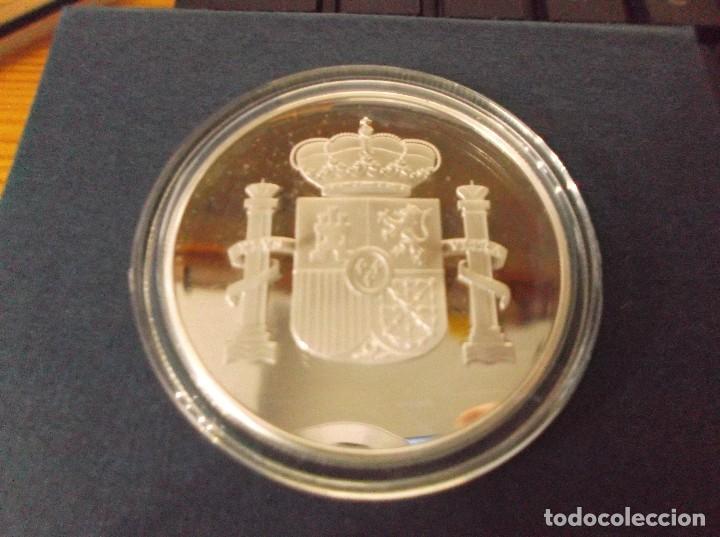 Medallas temáticas: MEDALLA CONMEMORATIVA DEDICADA A LOS TOROS, - Foto 3 - 73746843