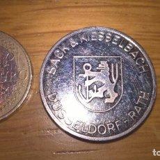 Medallas temáticas: ALEMANIA. SACK & KIESSELBACH. MEDALLA DE PLATA. Lote 75090423