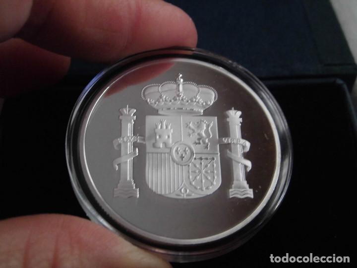 Medallas temáticas: MEDALLA DON QUIJOTE DE PLATA - Foto 2 - 75149823
