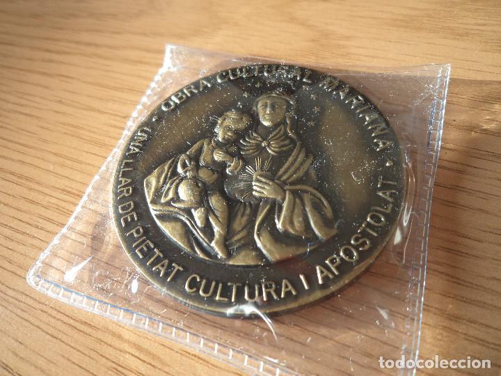 OBRA CULTURAL MARIANA (Numismática - Medallería - Temática)