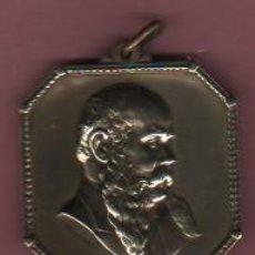 Medallas temáticas: MEDALLA DE IV GRAN PREMIO RIUS Y TAULET - ALCALDE DE BARCELONA 1949 -REPUJADO. Lote 76636343