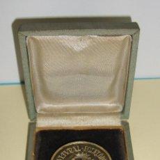 Medallas temáticas: MEDALLA TEMA SARDANA AGRUPACIO CULTURAL FOLKLORICA BARCELONA 75 ANIVERSARI . Lote 79087173