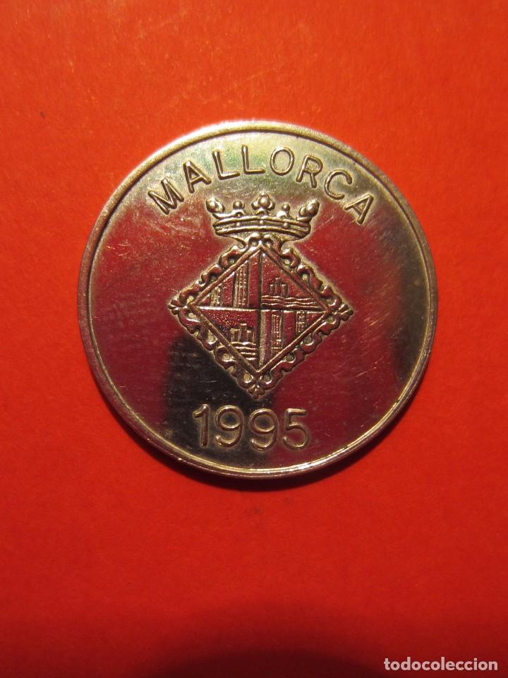 Medallas temáticas: Jaime I . Medalla de plata. Mallorca. - Foto 3 - 81030620