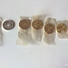 Medallas temáticas: LOTE MEDALLAS CONMEMORATIVAS DE LA OLIMPIADAS. Lote 81654776