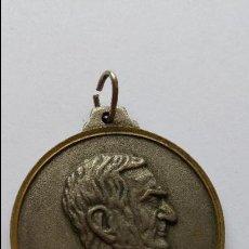 Medallas temáticas: MEDALLA DE MARCELUS TOE GUOR EL NOSTRADAMUS DEL SIGLO XX DE 3,2 CMS DE DIAMETRO. Lote 81828260