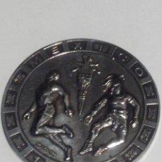 Medallas temáticas: MONEDA MEDALLA COIN JUEGOS OLIMPICOS MEXICO 1968 PLATA. MUY ESCASA. Lote 81953800