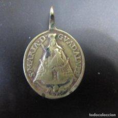 Medallas temáticas: MEDALLA VIRGEN DE GUADALUPE SIGLO XVII. Lote 86154308