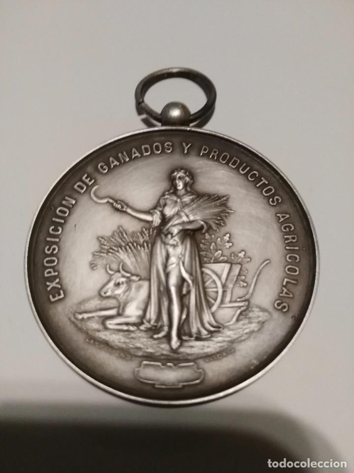 Medallas temáticas: medalla grabada por B. larramendi e hijos - Foto 2 - 87071368