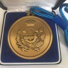 Medallas temáticas: COLEGIO OFICIAL DE INGENIEROS TECNICOS INDUSTRIALES DE VALENCIA. MEDALLA BRONCE.. Lote 87819007