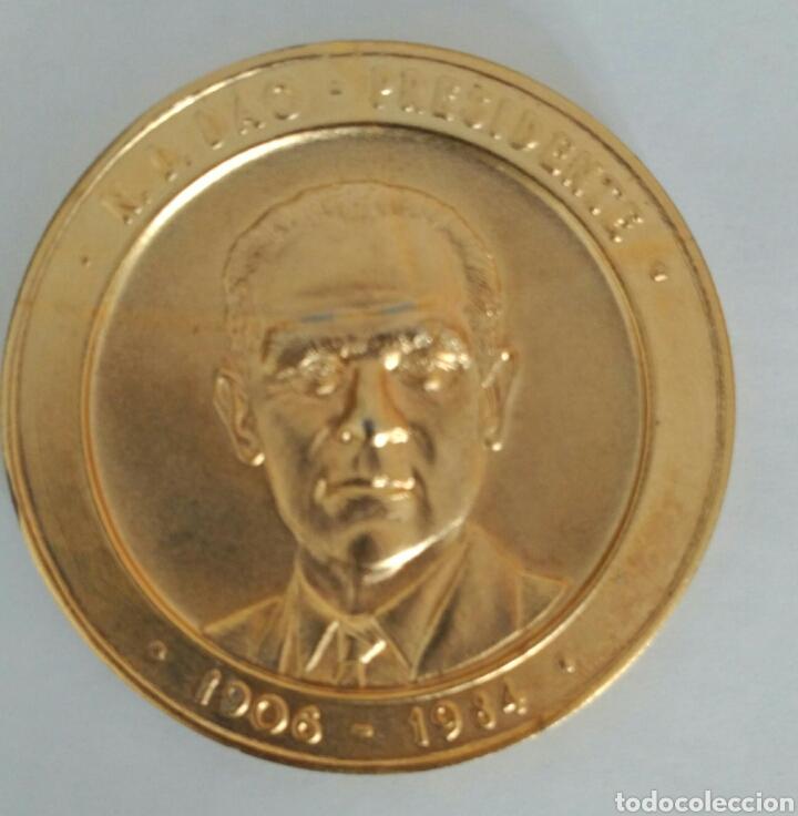 MEDALLA DEL ANTIGUO BANCO DEL CARIBE DE VENEZUELA. 30 ANIVERSARIO 1984 (Numismática - Medallería - Temática)