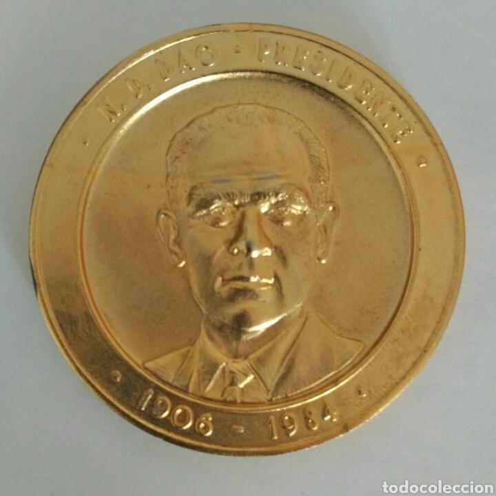 Medallas temáticas: MEDALLA DEL ANTIGUO BANCO DEL CARIBE DE VENEZUELA. 30 ANIVERSARIO 1984 - Foto 3 - 88891770