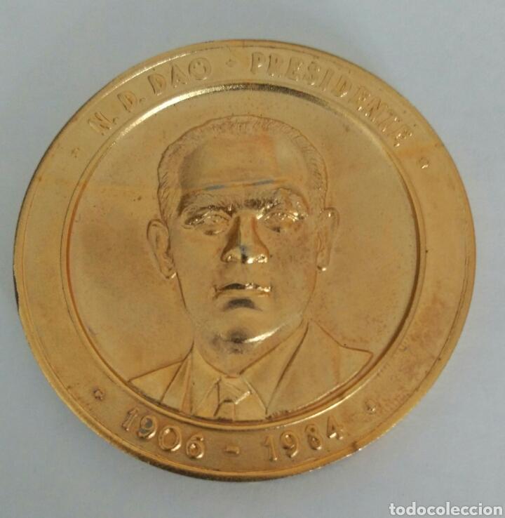 Medallas temáticas: MEDALLA DEL ANTIGUO BANCO DEL CARIBE DE VENEZUELA. 30 ANIVERSARIO 1984 - Foto 6 - 88891770