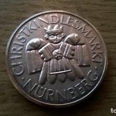 Medallas temáticas: ALEMANIA. STADT NÜRNBERG. MEDALLA DE PLATA. Lote 89063964