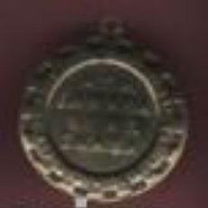 Medallas temáticas: MUY BUENA MEDALLA - ESCUELA COLEGIO SAN JUAN BOSCO 1968 - FORMACION PROFESIONAL SEAT ENASA. Lote 89452776