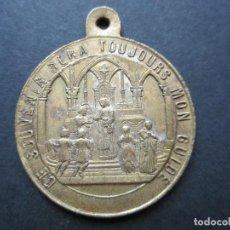 Medallas temáticas: MEDALLA FRANCESA DE 1ª COMUNION . Lote 90371604