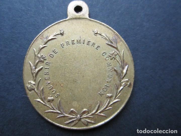 Medallas temáticas: MEDALLA FRANCESA DE 1ª COMUNION - Foto 2 - 90371604