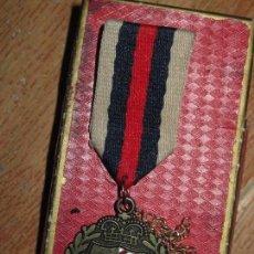 Medallas temáticas: MEDALLA E K , Y ESTRELA CONDECORACION SIN IDENTIFICAR. Lote 90808480