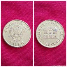 Medallas temáticas: MONEDA COMERCIAL FICHA TOKEN ALEMANIA. Lote 91063125