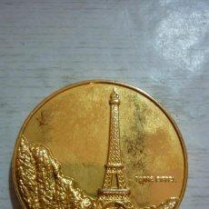 Medallas temáticas: FRANCIA MIEMBRO DE LA C.E.E. DESDE 1958. Lote 94495898
