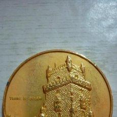 Medallas temáticas: PORTUGAL MIEMBRO DE LA C.E.E. DESDE 1986. Lote 94495958