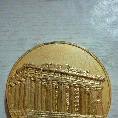 Medallas temáticas: GRECIA MIEMBRO DE LA C.E.E. DESDE 1981. Lote 94496002